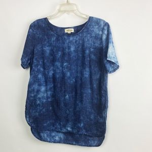 Cloth & Stone | Tie dye top
